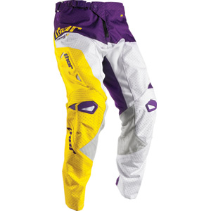 Fuse Air pant S17 Pinin white / purple 32 inch waist