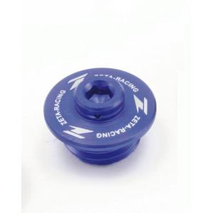 Oil filler plug Husqvarna blue