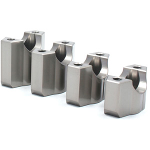 Optional SX bar clamps 40 mm rise - pair