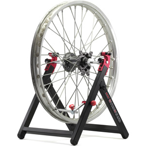 Gyro wheel truing stand