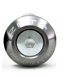 Bar End Plug 29mm 2pcs titanium