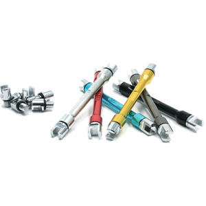 Spoke wrench titanium
