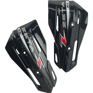 Armor-Guard XC protectors black