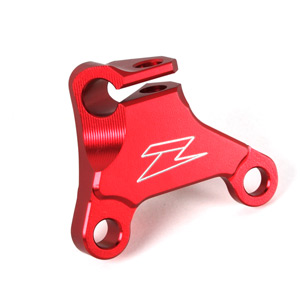 Clutch Cable Guide RMZ250 10-12 Red
