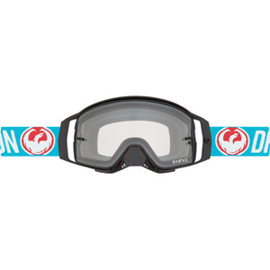 Dragon Goggles NFX2 Flash Blue / Injected Blue Steel