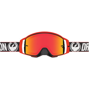Dragon Goggles NFX2 Merge / Injected Red Ion