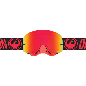 Dragon Goggles NFX Merge Flame / Red Ion