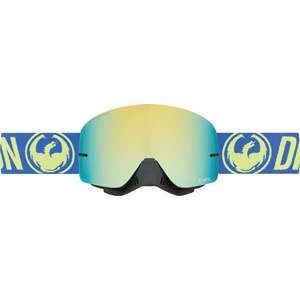Dragon Goggles NFX Break High Vis / Smoke Gold