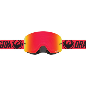 Dragon Goggles NFXs Break Red / Red Ion