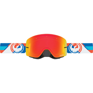 Dragon Goggles NFXs Shear / Yellow Red Ion