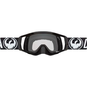 Dragon Goggles VENDETTA Coal / Clear