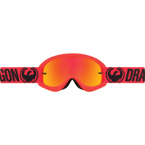 Dragon Goggles Youth MX Break Red / Ionized