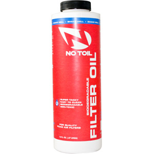 Air filter oil 16 oz