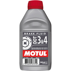 DOT 4 Brake fluid 0.5litres