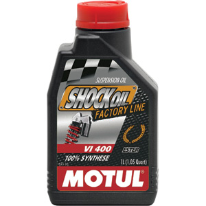 Factory Line 2.5W20 VI 400 shock oil 1 litre