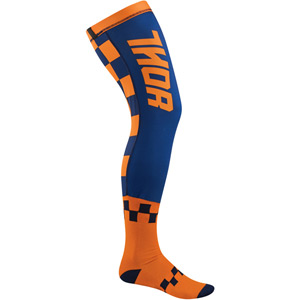 MX Cool Socks S16 navy / orange US size 10 - 13