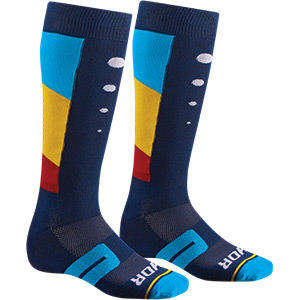Moto Knit Sock S17 Aktiv US size 6 - 9