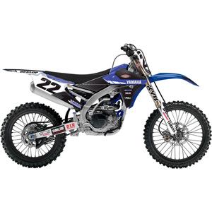 Factory Yamaha complete team kit YZ250F / 450F 14-17