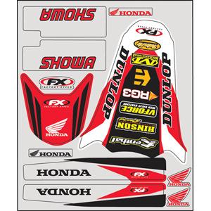Trim kit Honda CR125 98-99, CR250 97-99