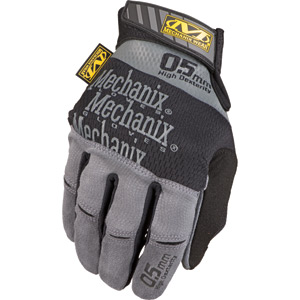 Mechanix Wear Original 0.5 glove grey / black large grey/black
