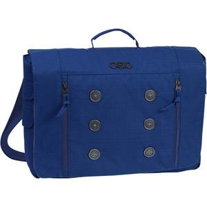 Midtown Messenger Bag Womens - Cobalt