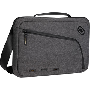 Newt Slim 13 inch Messenger Sleeve Dark Static