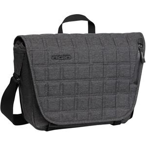 Newt Messenger Bag,  Dark Static