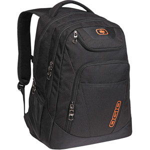 Tribune 17 backpack, black