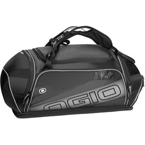 9.0 Endurance Kit Bag Black/Silver