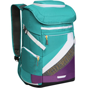 X-Train Pack - Purple / Teal