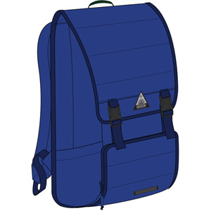 Ruck 20 Pack, Blue