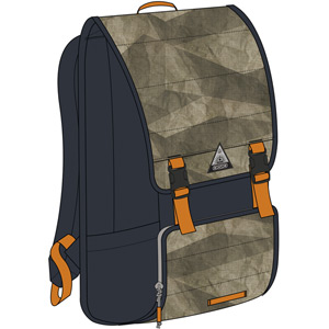 Ruck 20 Pack, Foxhole