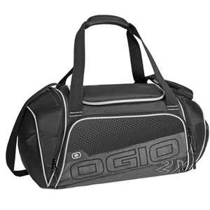 2 X Endurance bag - Black/Silver