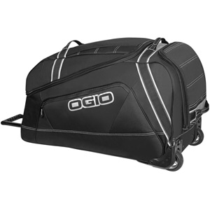 Big Mouth Wheeled Gear Bag- Stealth