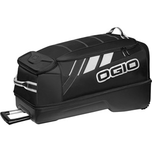 Adrenaline Wheeled Gear Bag - Stealth