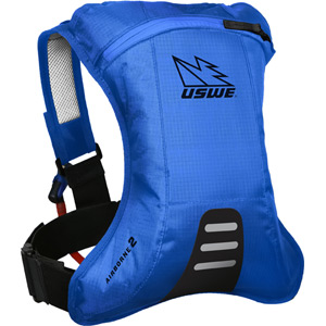 Airborne 2 Hydration Pack With 2.0L Shape-Shift Bladder Race Blue