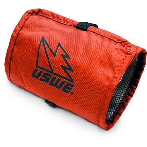 Tool Pouch Organizer Roll Red