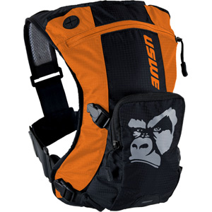 USWE Hydration Ranger 3 Hydration Pack with 2L Elite Bladder Orange Black oran/blk