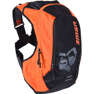 USWE Hydration Tanker 16 Pack Hydration Ready Orange Black oran/blk