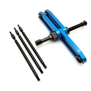 Crank case splitter V2 quick action