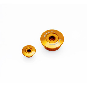 Engine plugs CBR250R 12-14, NC700X / S 12-14 gold