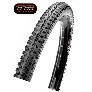 Maxxis CrossMark II 26x2.10 60 TPI Folding Dual Compound EXO / TR tyre Black