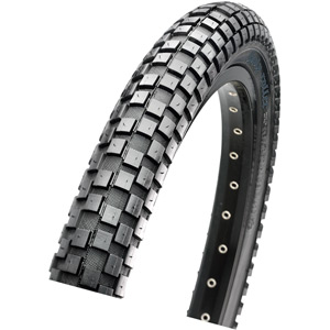 Maxxis Holy Roller 20x11/8 60 TPI Wire Single Compound tyre Black