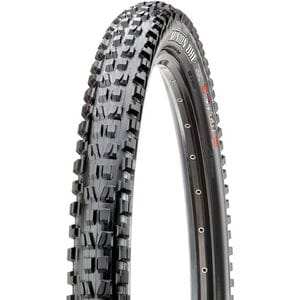 Maxxis Minion DHF 26x2.30 60 TPI Folding Dual Compound EXO / TR tyre Black