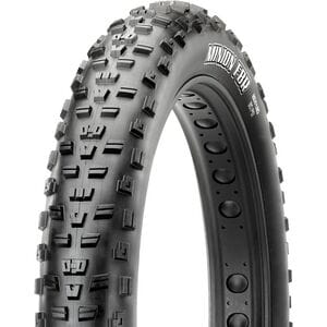 Maxxis Minion FBR 26x4.00 120 TPI Folding Dual Compound EXO / TR tyre Black
