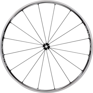 WH-9000-C24-TL Dura-Ace wheel, Tubeless ready clincher 24 mm, front