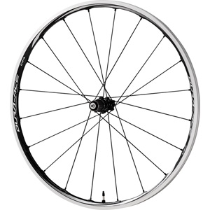 WH-9000-C24-TL Dura-Ace wheel, Tubeless ready clincher 24 mm, 11-speed, rear