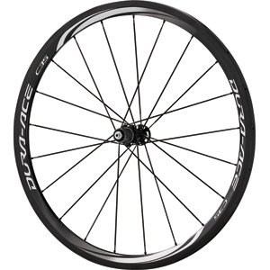 WH-9000-C35-TU Dura-Ace wheel, carbon tubular 35 mm, 11-speed, rear