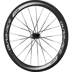 WH-9000-C50-TU Dura-Ace wheel, carbon tubular 50 mm, 11-speed, rear