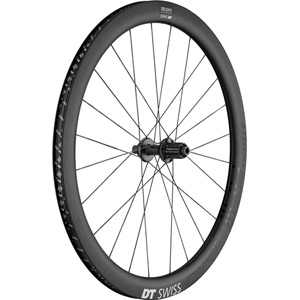 ERC 1100 DICUT disc brake wheel, carbon clincher 47 x 19 mm, rear